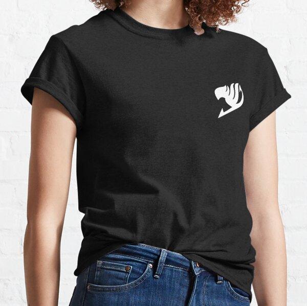 White Fairy Tail Symbol Classic T-Shirt
