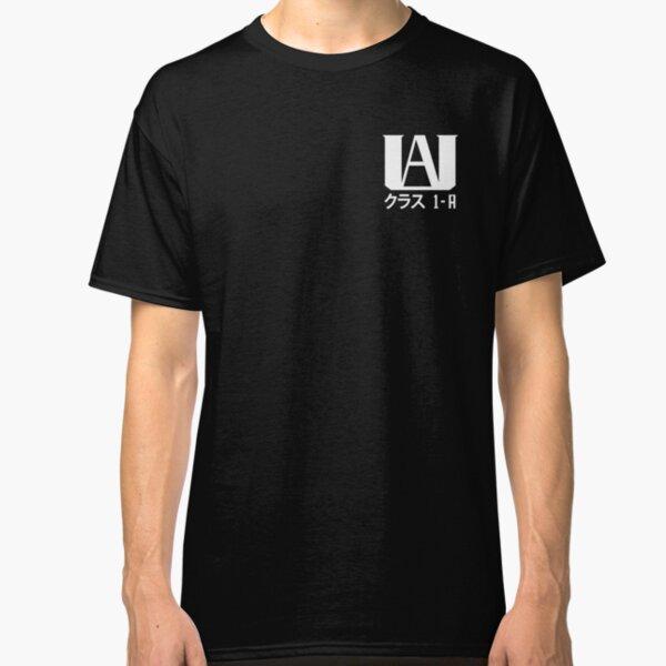 U.A. High Student   Class 1-A  Hero Course Classic T-Shirt