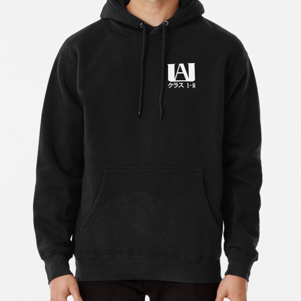 U.A. High Student   Class 1-A  Hero Course Pullover Hoodie