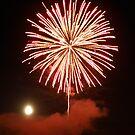 Wakefield Fireworks #1 by AuntieJ
