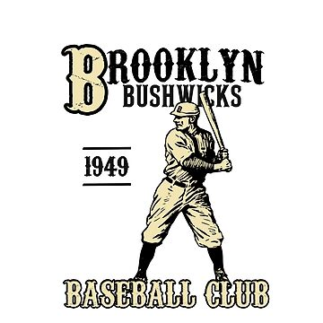 BROOKLYN BUSHWICKS BASEBALL by Parispride