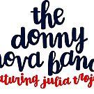 The Donny Nova Band featuring Julia Trojan Pyramid by Ashley Wijangco