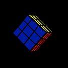 A Strange Cube by artofzan