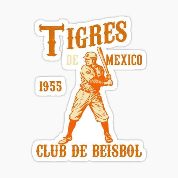 MEXICO CITY TIGRES Sticker