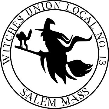 Witches Union Local #13  by mkkessel