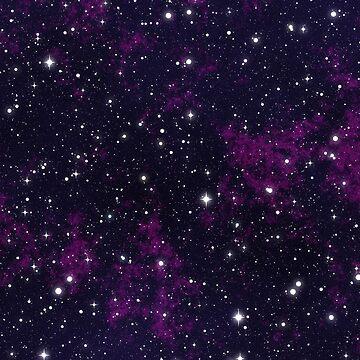 Starry Night Sky by slimey01
