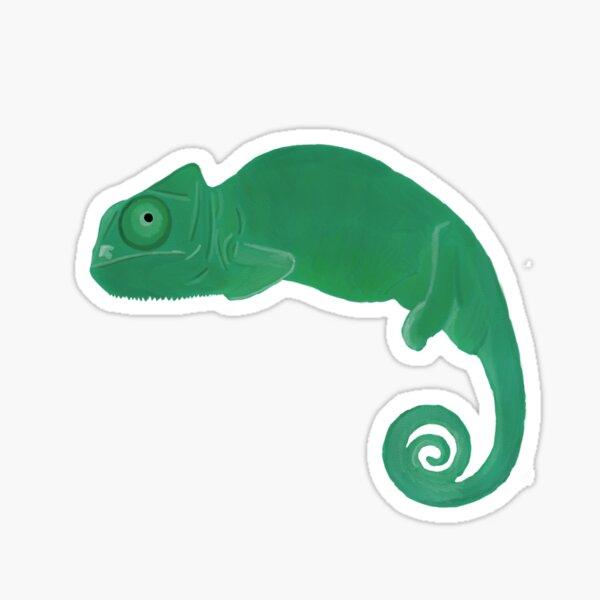 Chameleon! Sticker