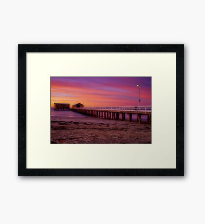 """Morning Majesty"" Framed Print"