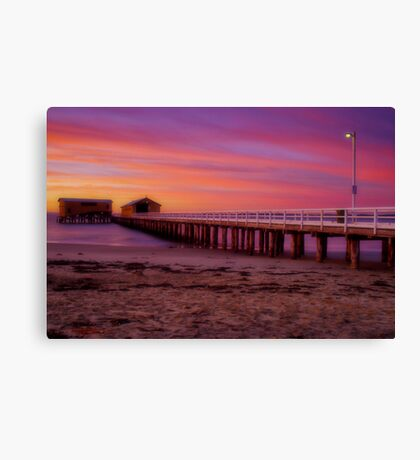 """Morning Majesty"" Canvas Print"