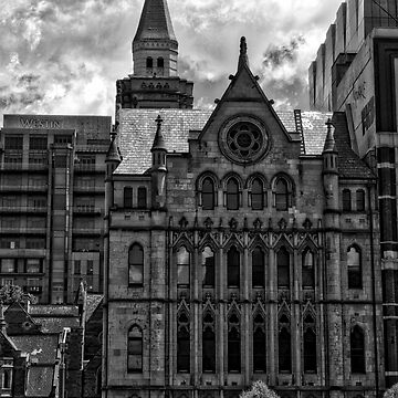 Historic Melbourne Architecture by urbanfragments