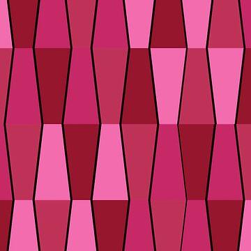 Block Pattern Pink by miniverdesigns