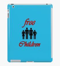 unisex t-shirt iPad Case/Skin