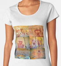 Sego Canyon Site Women's Premium T-Shirt