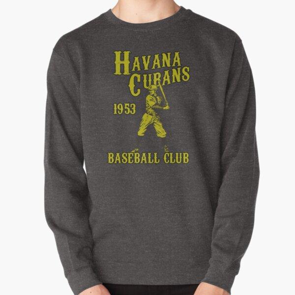 HAVANA BASEBALL CLUB DEFUNCT TEAM CUBANS Pullover Sweatshirt