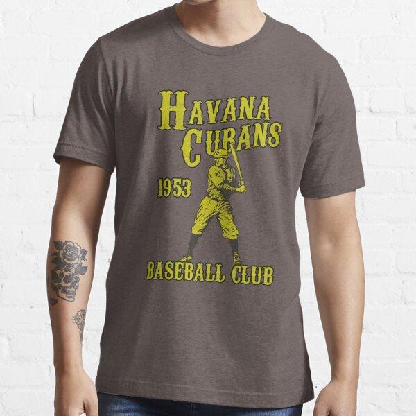 HAVANA BASEBALL CLUB DEFUNCT TEAM CUBANS Essential T-Shirt