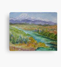 Rocky Mountain High, Colorado Canvas Print