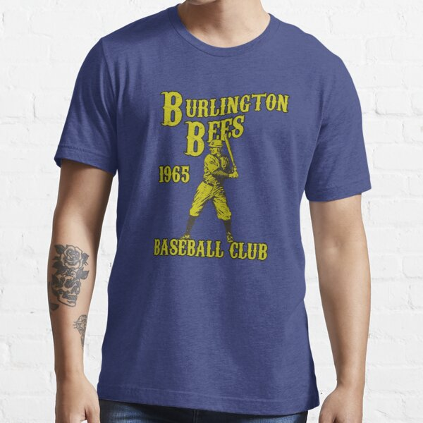 BURLINGTON BEES VINTAGE BASEBALL CLUB DEFUNCT Essential T-Shirt