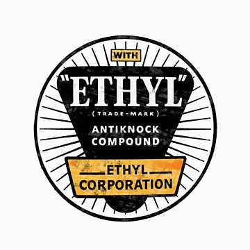 Ethyl logo • old patina by PeterCulley
