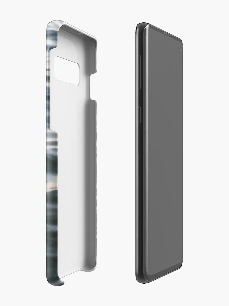 Alternative Ansicht von Schwäne Hülle & Klebefolie für Samsung Galaxy