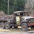 Truck 1 by Larry Kohlruss