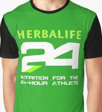 HBL 24 BLACK Graphic T-Shirt