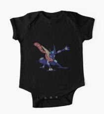Dark Frog Ninja Kids Clothes