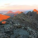 Cuillin Sunset by ScotLandscapes
