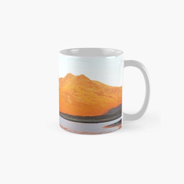 Bla Bheinn (Blaven) At Sunrise Across Loch Slapin Classic Mug