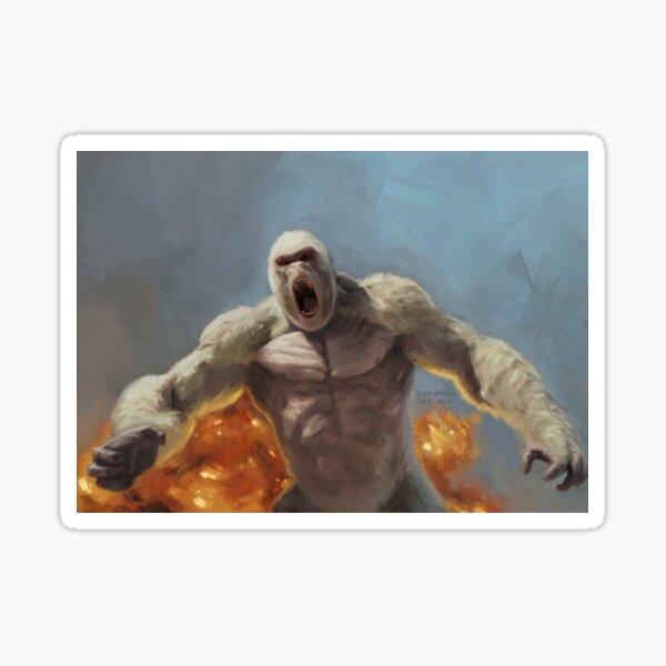 rampage total destruction boris