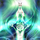 A Goddess Emerges by Jelena Mrkich