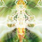Lotus Goddess by Jelena Mrkich