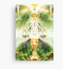 Lotus Goddess Canvas Print