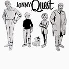 Jonny Quest team has arrived! by drquest
