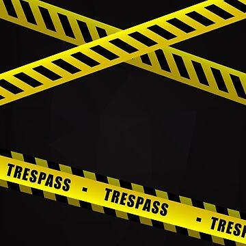 MONSTA X TRESPASS ERA NOTEBOOK by ohsenshine