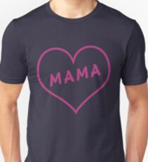 MAMA t shirt inspired from Rudy Mancuso Unisex T-Shirt
