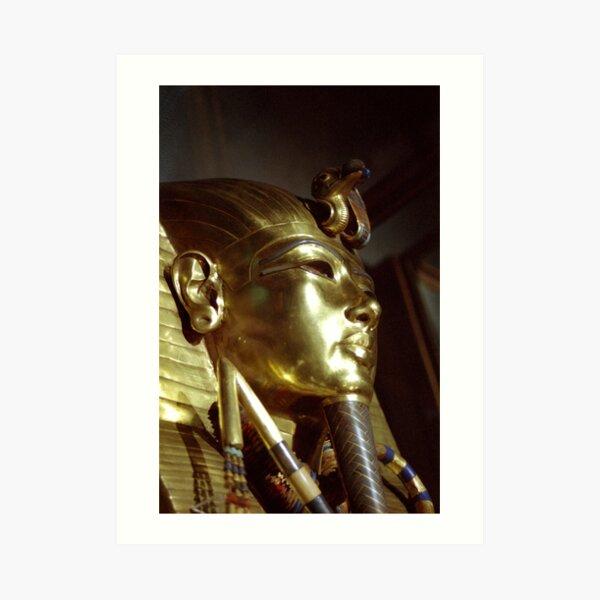 Tutankhamun Art Print