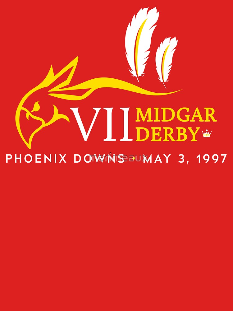 Midgar Derby by merimeaux