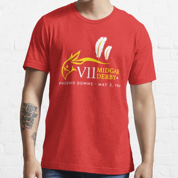 Midgar Derby Essential T-Shirt