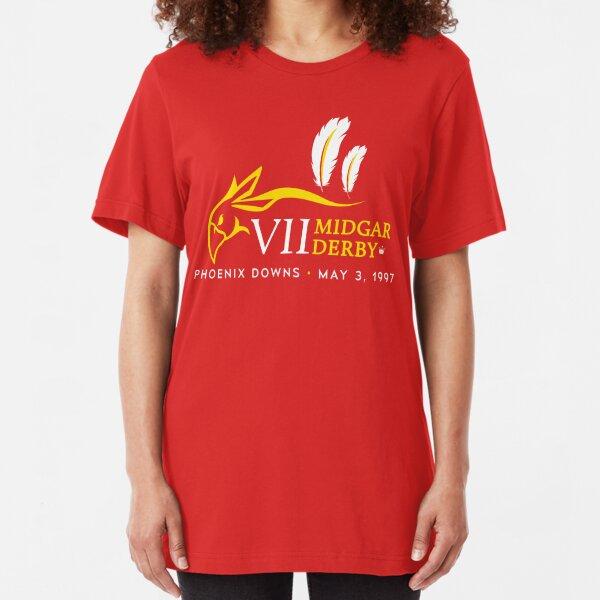 Midgar Derby Slim Fit T-Shirt