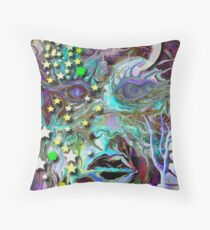 Ancient Knowledge Throw Pillow
