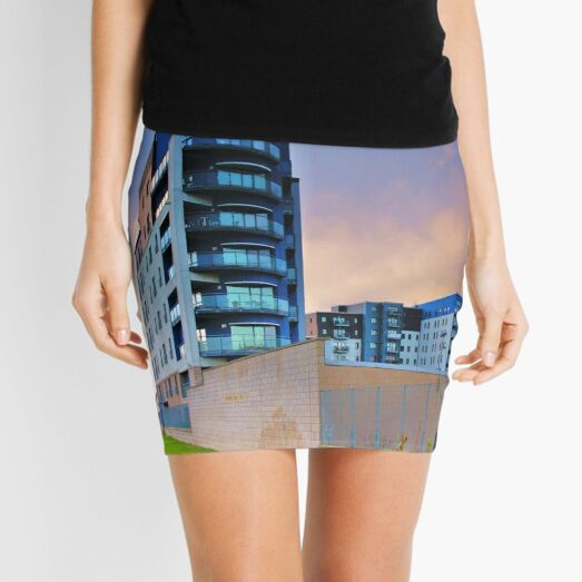 Granton Quay Mini Skirt