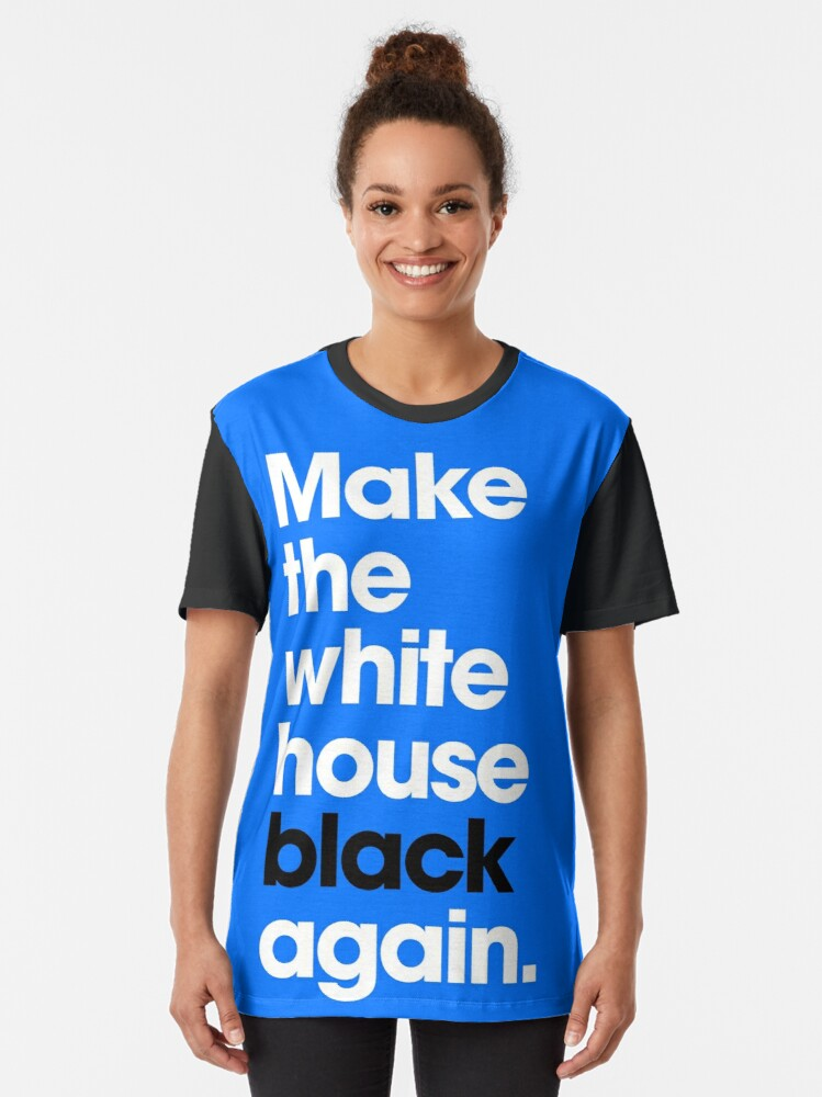 Alternate view of Make America Great (Blue) Graphic T-Shirt
