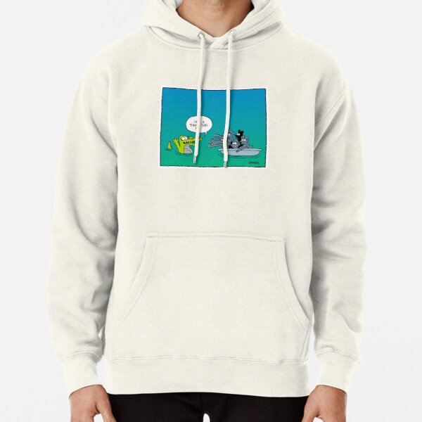 Um...a dingo did it Pullover Hoodie