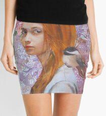 A Girl Mini Skirt