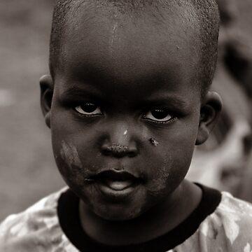 Masai II by GreenEyedHarpy