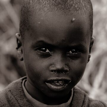 Masai III by GreenEyedHarpy