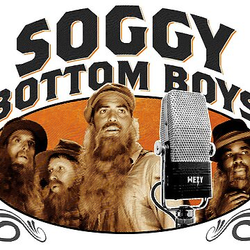 Soggy Bottom Boys tour shirt by superiorgraphix