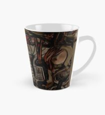 Absence Of Missed Opportunities Depopulates Future Nostalgias Tall Mug