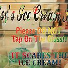 Ice Cream Shoppe by Linda Bianic