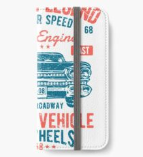Cars | Classic Cars | Vintage Cars | American Muscle | American Cars iPhone Wallet/Case/Skin